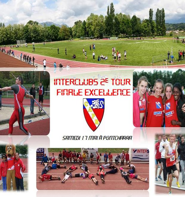 17 mai - Les interclubs 2 eme tour
